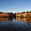 English Bridge, Shrewsbury.