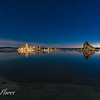 Mono Lake at Night