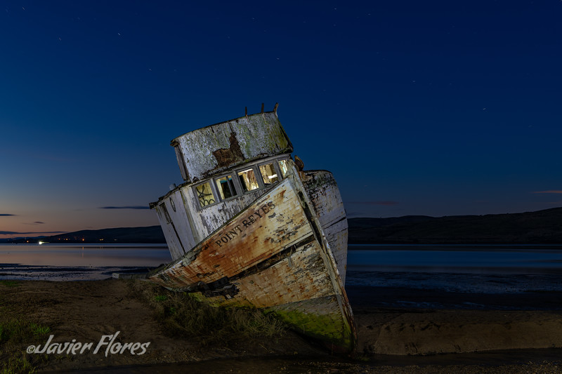 Point Reyes Shipwreck