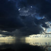 Florida Bay in summer