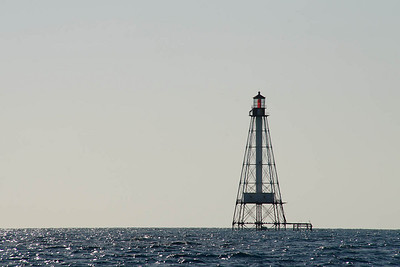 Alligator Light off Islamorada, Florida Keys