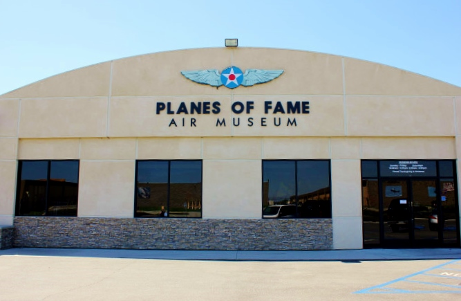 Today we visit Chino Airport's Air Museum