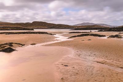Renvyle beach