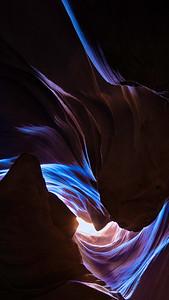 Vanishing Flame