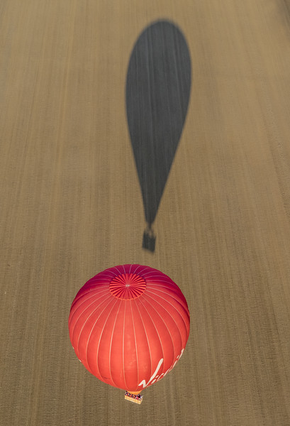 Balloon Flight, near Colchester