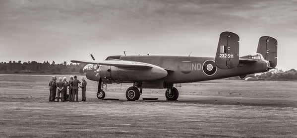 After the Mission, North Weald