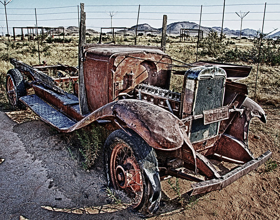 Old AfricanTruck