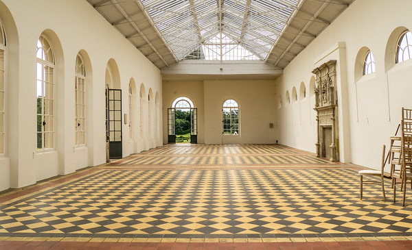 The Orangery, Wrest Park