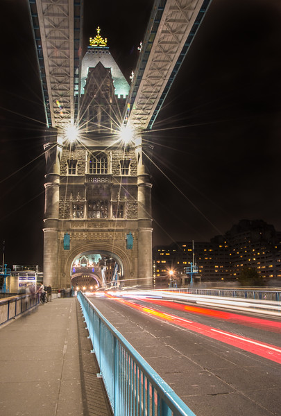 Tower Bridge Night Shoot