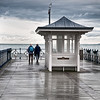 THe Couple on Swanage Pier ( 1st )