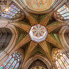 Ceiling, Ely Cathedral