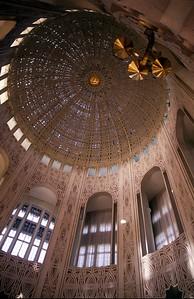 Bahá'í House of Worship in Chicago USA