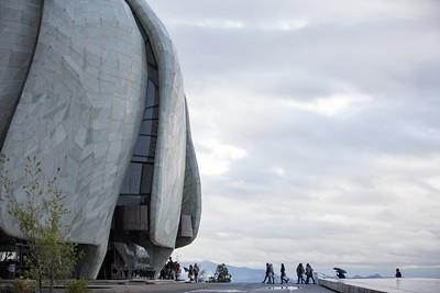 Bahá'í House of Worship in Chile