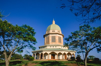 Bahá'í House of Worship in Uganda, Africa
