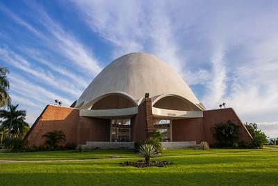 Bahá'í House of Worship in Panama