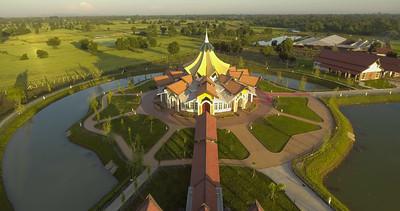 Bahá'í House of Worship in Cambodia