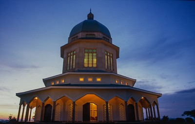 Bahá'í House of Worship in Uganda Africa