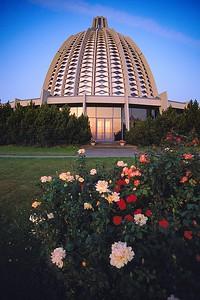 Bahá'í House of Worship in Frankfort Germany