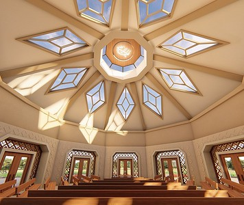 Bahá'í House of Worship in Kenya