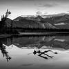 Jasper Lake Sunrise
