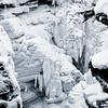 Athabasca Falls in Jasper