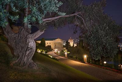 Bahá'í World Center, Haifa Israel