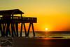 Tybee Pier Sunrise