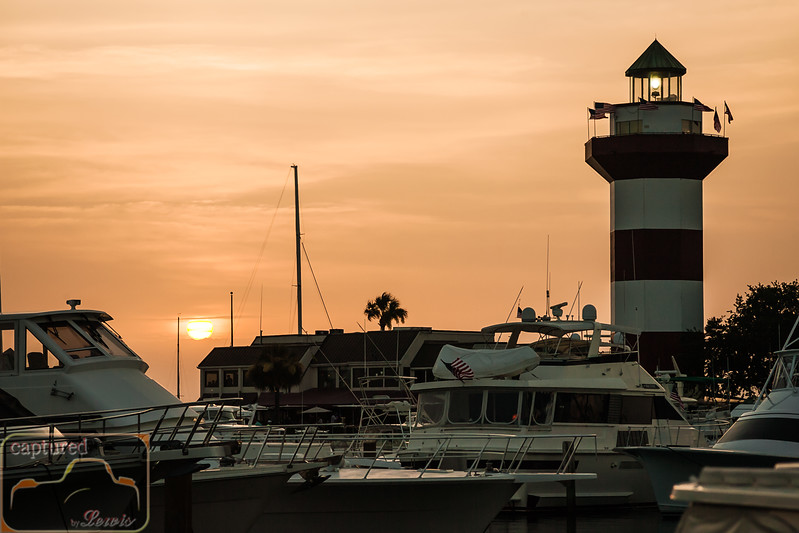 Harbor Town Sunset 3