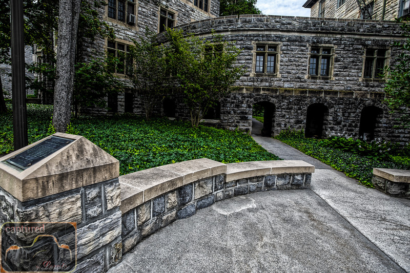Virginia Tech Sandy Hall 2