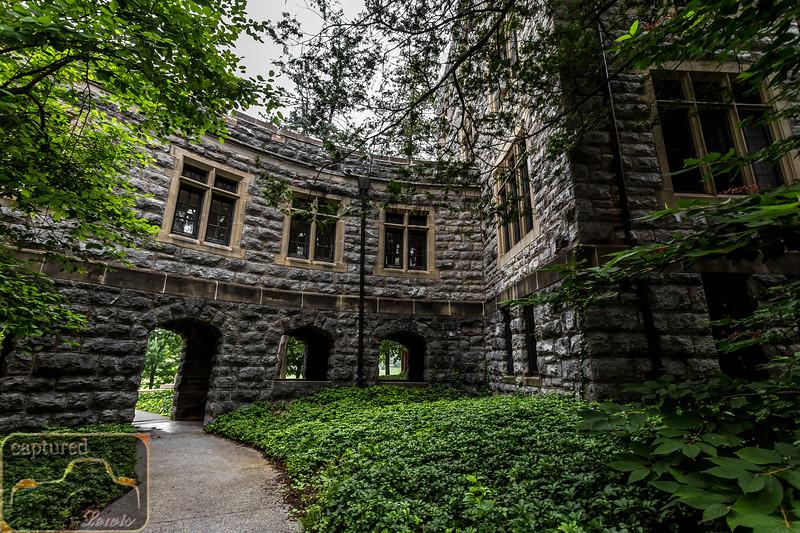 Virginia Tech Sandy Hall 1