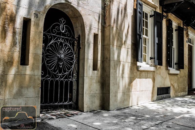 Historic Charleston Gate