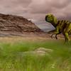 Dinosaur Hill, Kleskun Hills, AB