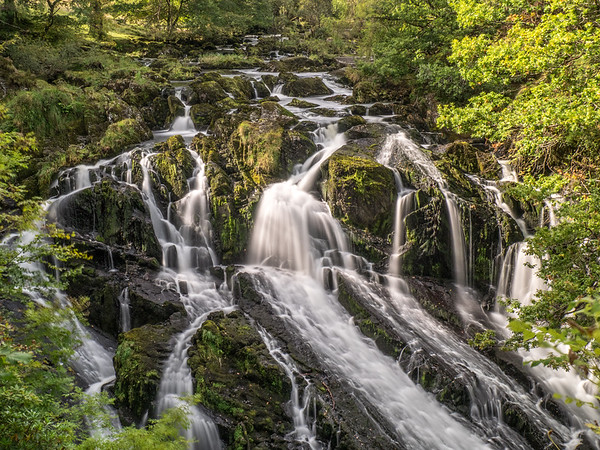 Swallow Falls, North Wales