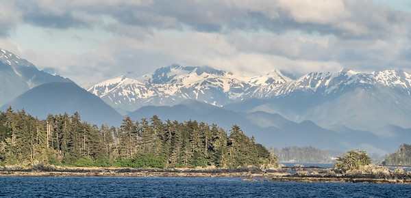 The Sitka Sound, Alaska