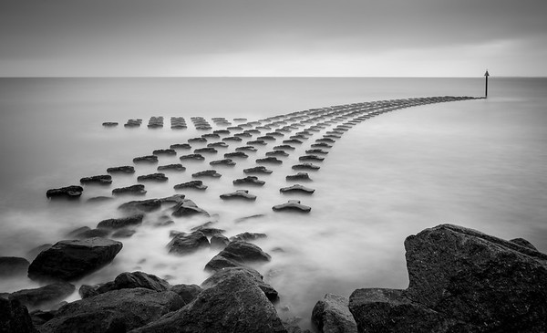 Felixstowe Sea Defences