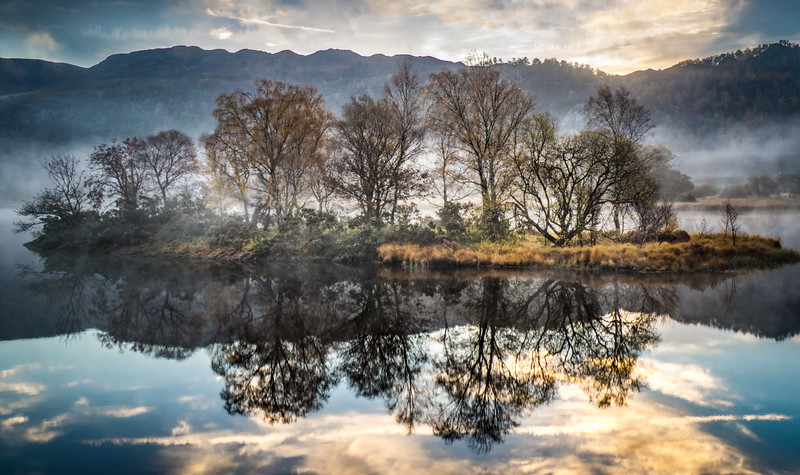 Reflection, Derwent Water