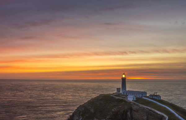 North Stack Lighthouse