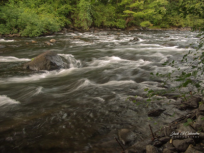 Rushing River--Franklyn, NH 2012