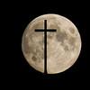 Full Moon & Church Cross