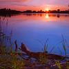 Grande Prairie Sunset