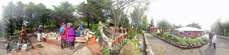 Petras - 360 deg. Panarama of yard