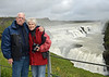 J&J at Gullfoss