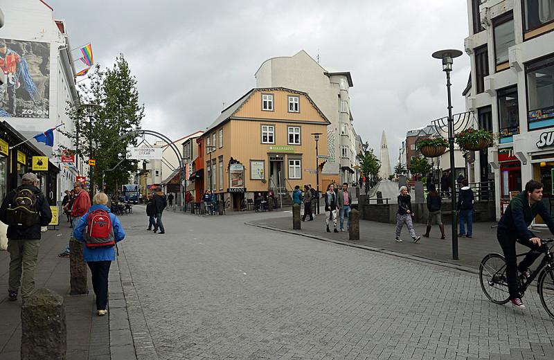 Reykjavik Town Center