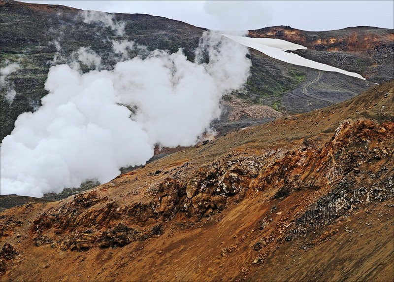 Geothermal Area