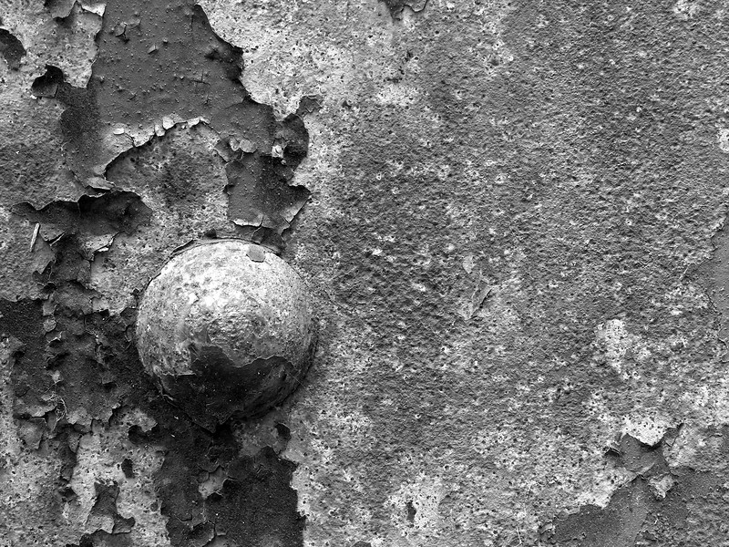 Rusted Rivet - Northern Rail Trail, Enfield NH