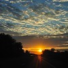 Interstate 80 - Sunrise