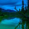 Glory Hole, Jasper, Alberta