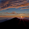 Tranquility - (Sunrise at Haleakala, 'House of the Sun', Maui, Hawaii)