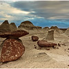 Badlands, New Mexico