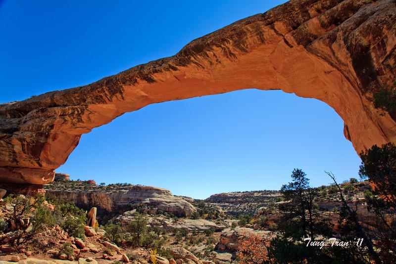 Natural Bridge National Monument, Utah